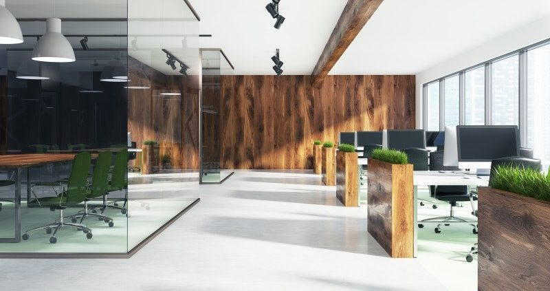 10 innovative ideas and trends for the modern office design